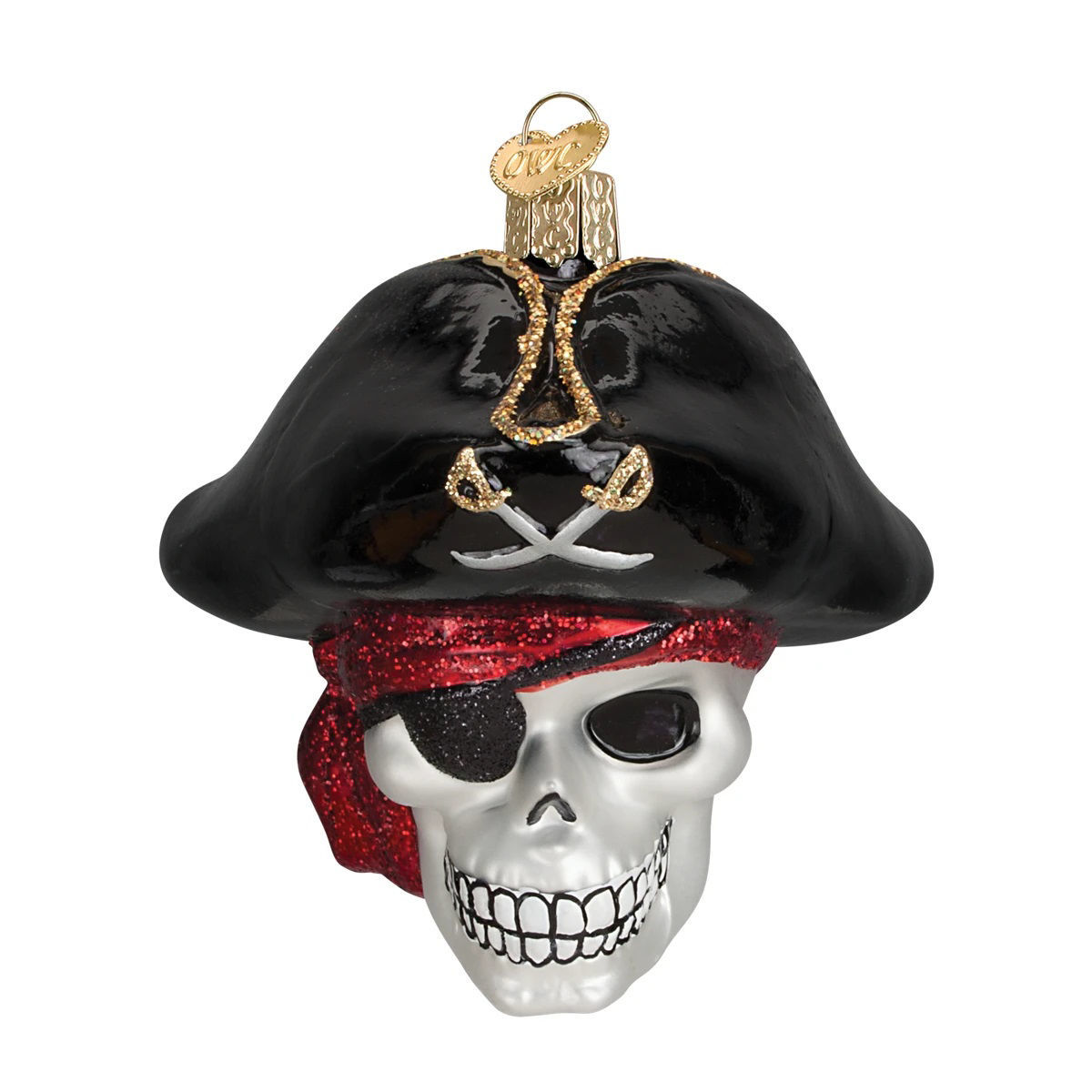 Jolly Roger Ornament by Old World Christmas