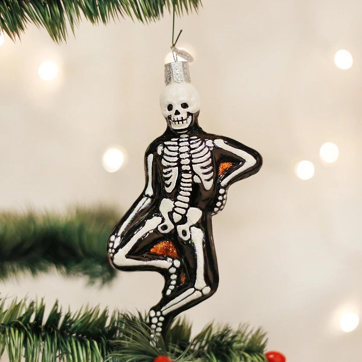 Mr. Bones Ornament by Old World Christmas