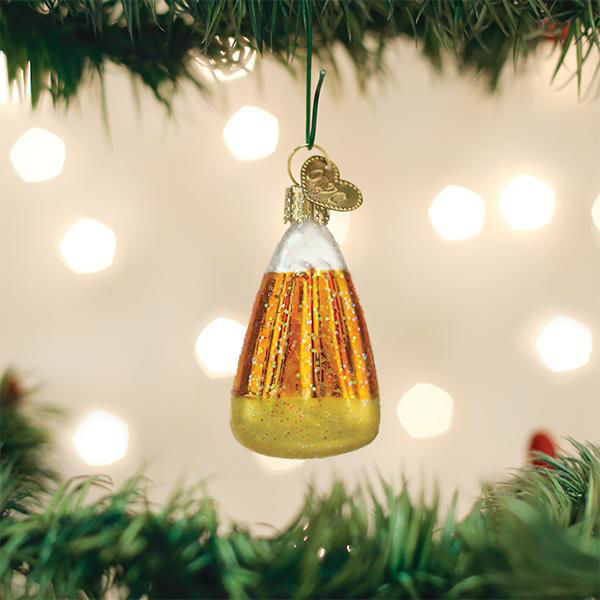 Candy Corn Ornament by Old World Christmas