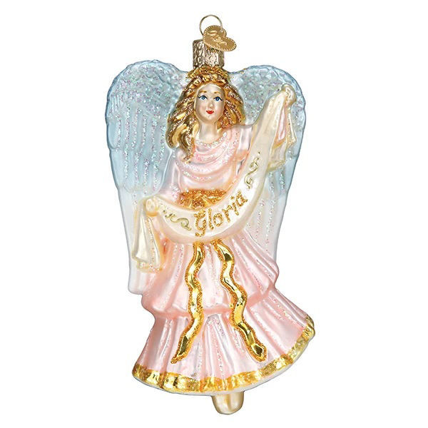 Nativity Angel Ornament by Old World Christmas