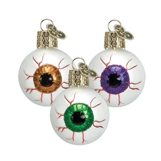 Evil Eye Ornament (Assorted) by Old World Christmas