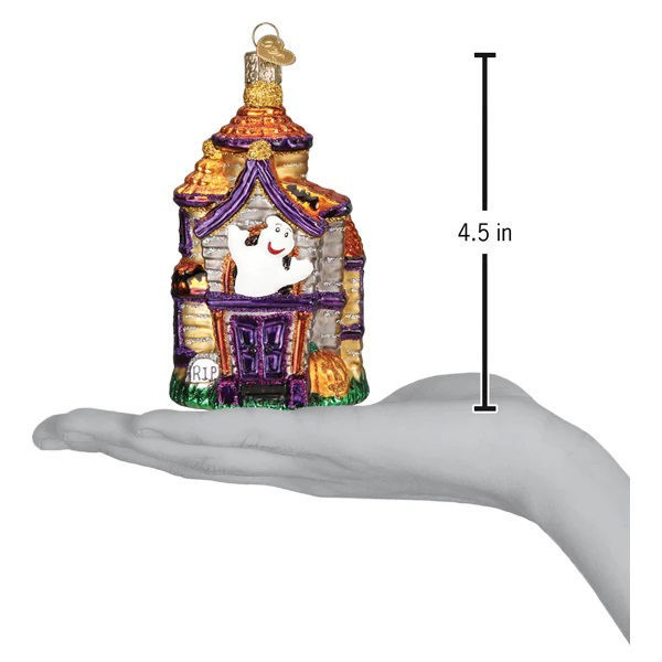 Haunted House Ornament by Old World Christmas