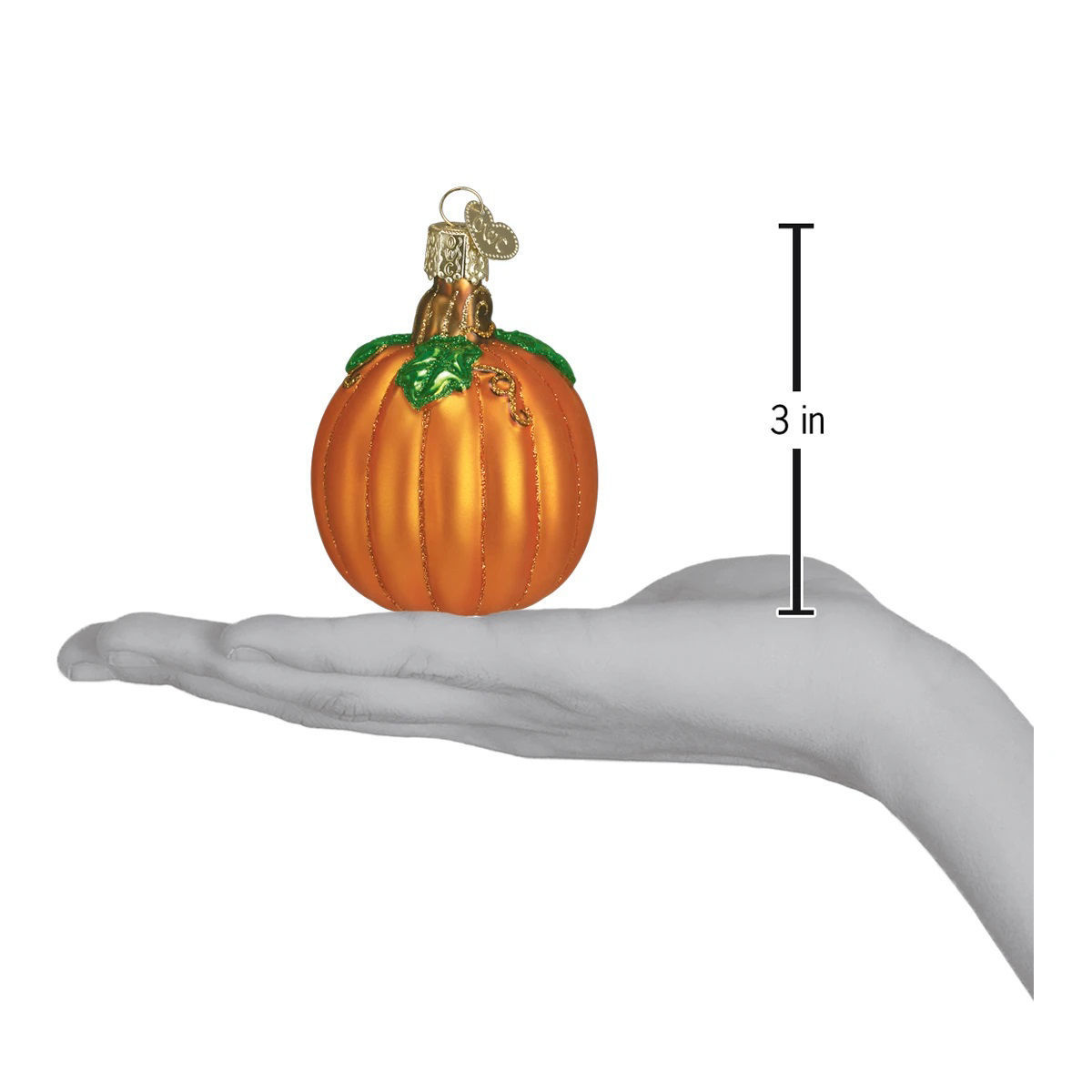Pumpkin Ornament by Old World Christmas