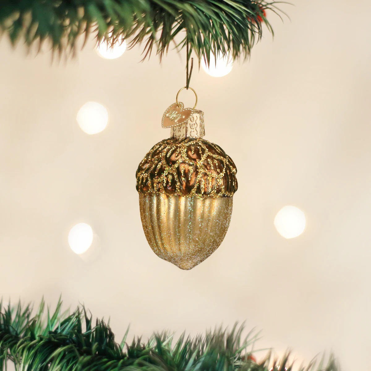 Acorn Ornament by Old World Christmas