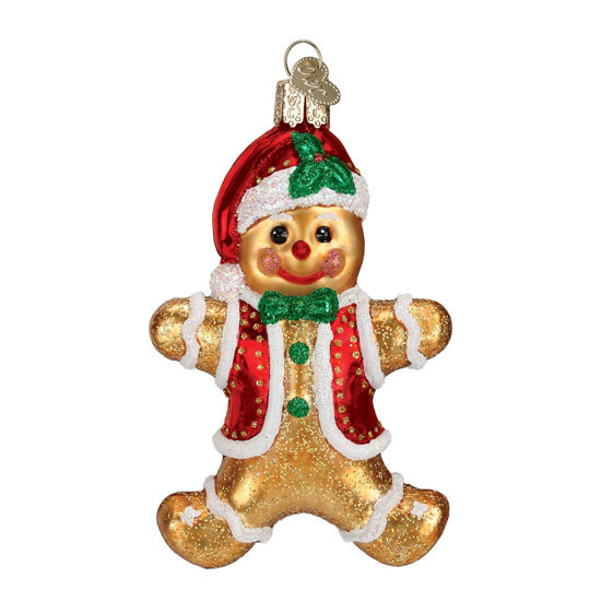 Gingerbread Boy Ornament by Old World Christmas