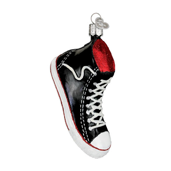 High Top Sneaker Ornament by Old World Christmas