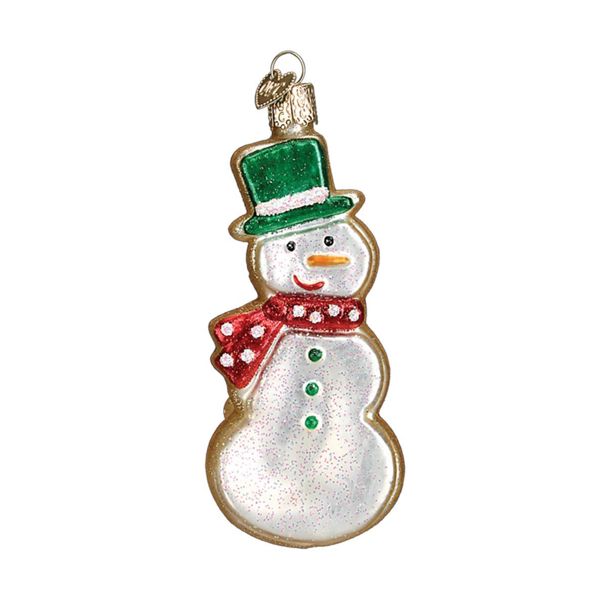 Snowman Sugar Cookie by Old World Christmas