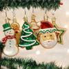 Santa Sugar Cookie by Old World Christmas