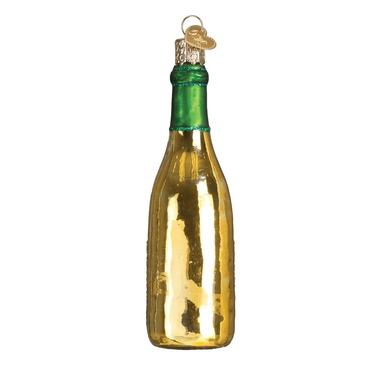 White Wine Bottle Ornament by Old World Christmas