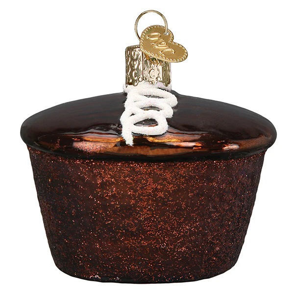 Hostess Cupcake Ornament by Old World Christmas