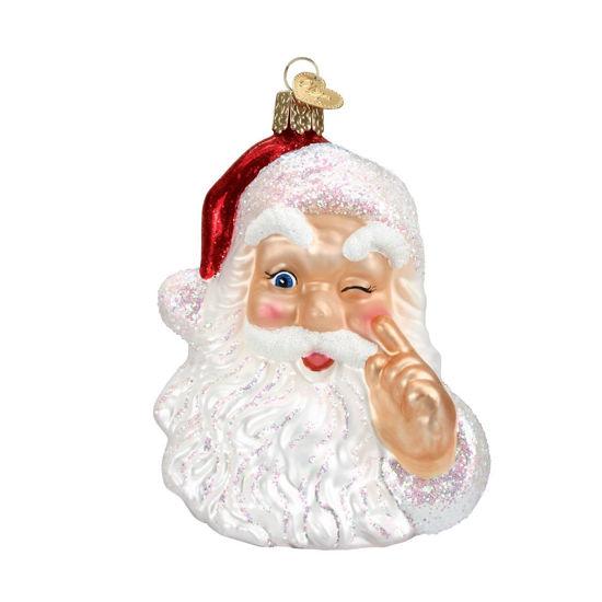 Night Before Christmas Santa by Old World Christmas
