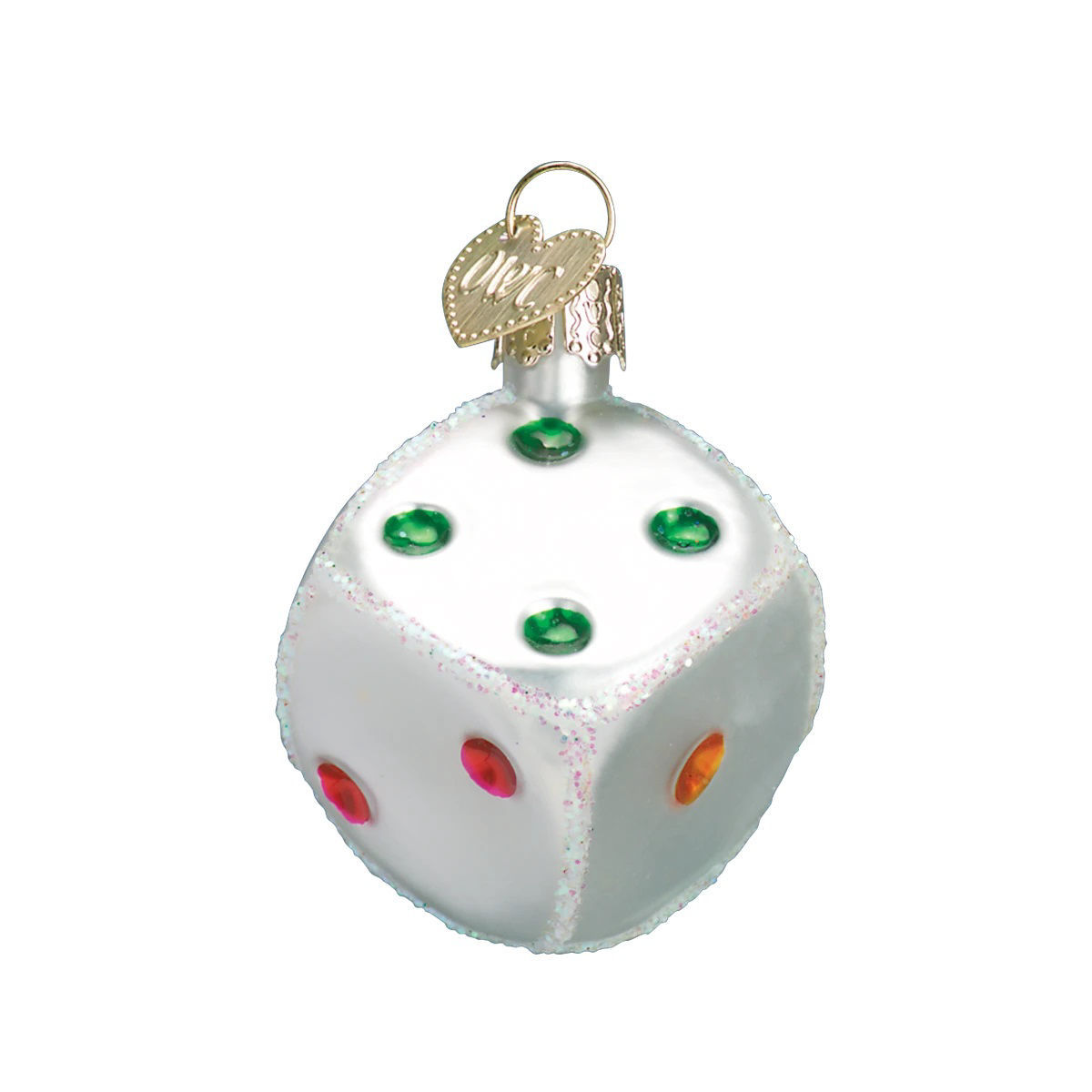Dice Ornament by Old World Christmas