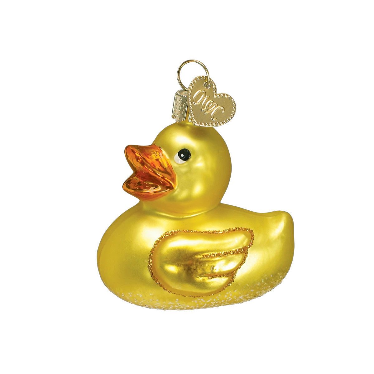 Rubber Ducky Ornament by Old World Christmas