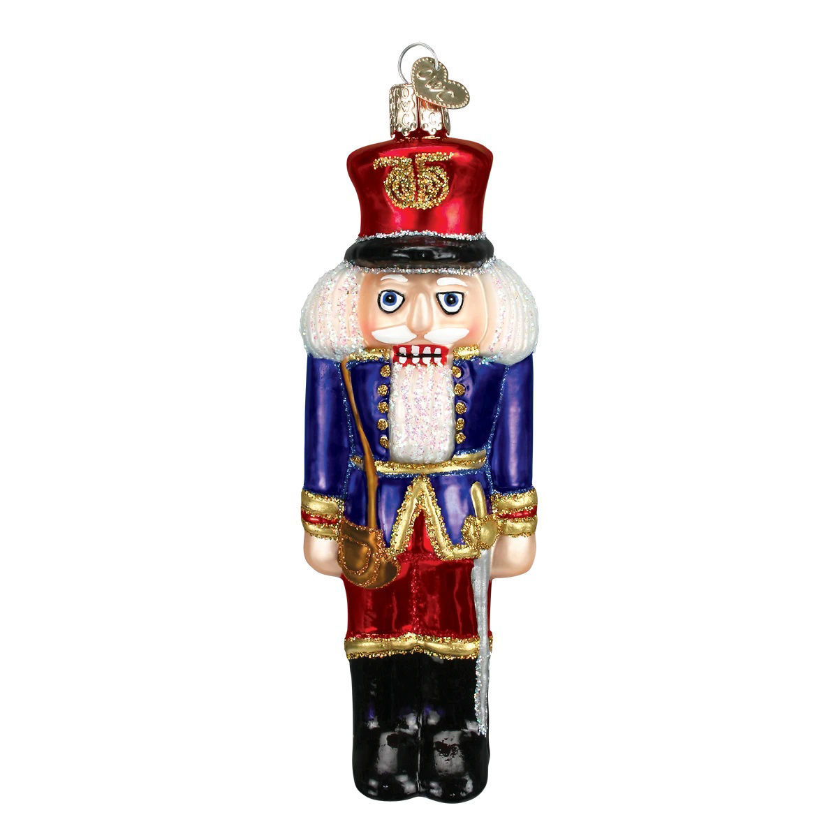 Soldier Nutcracker Ornament (Assorted) by Old World Christmas