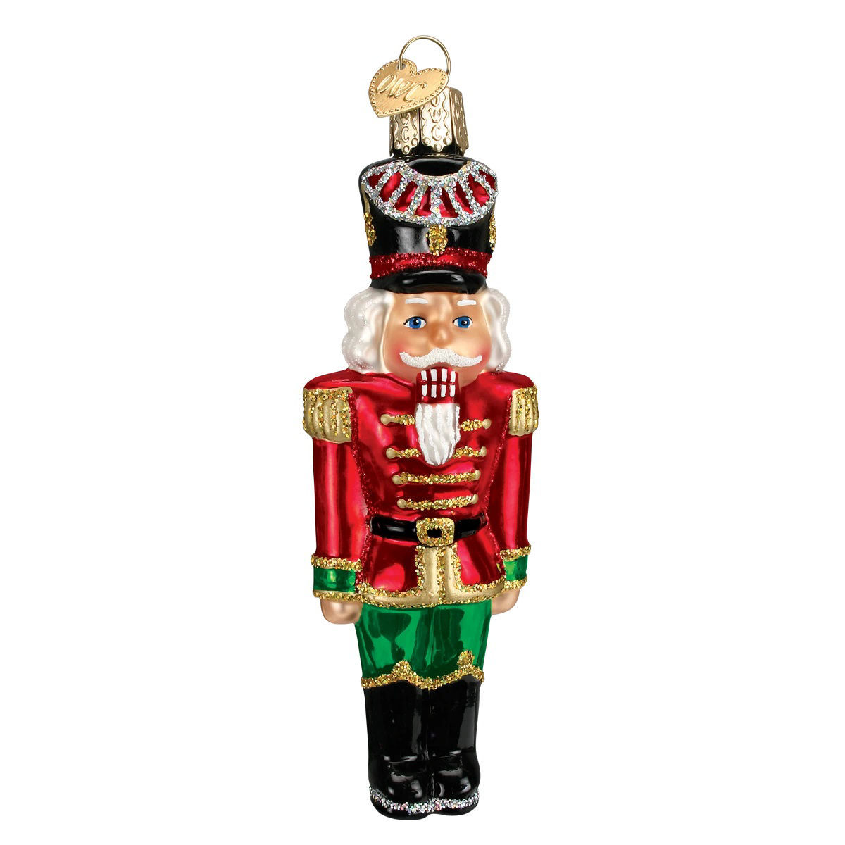 Nutcracker General Ornament by Old World Christmas