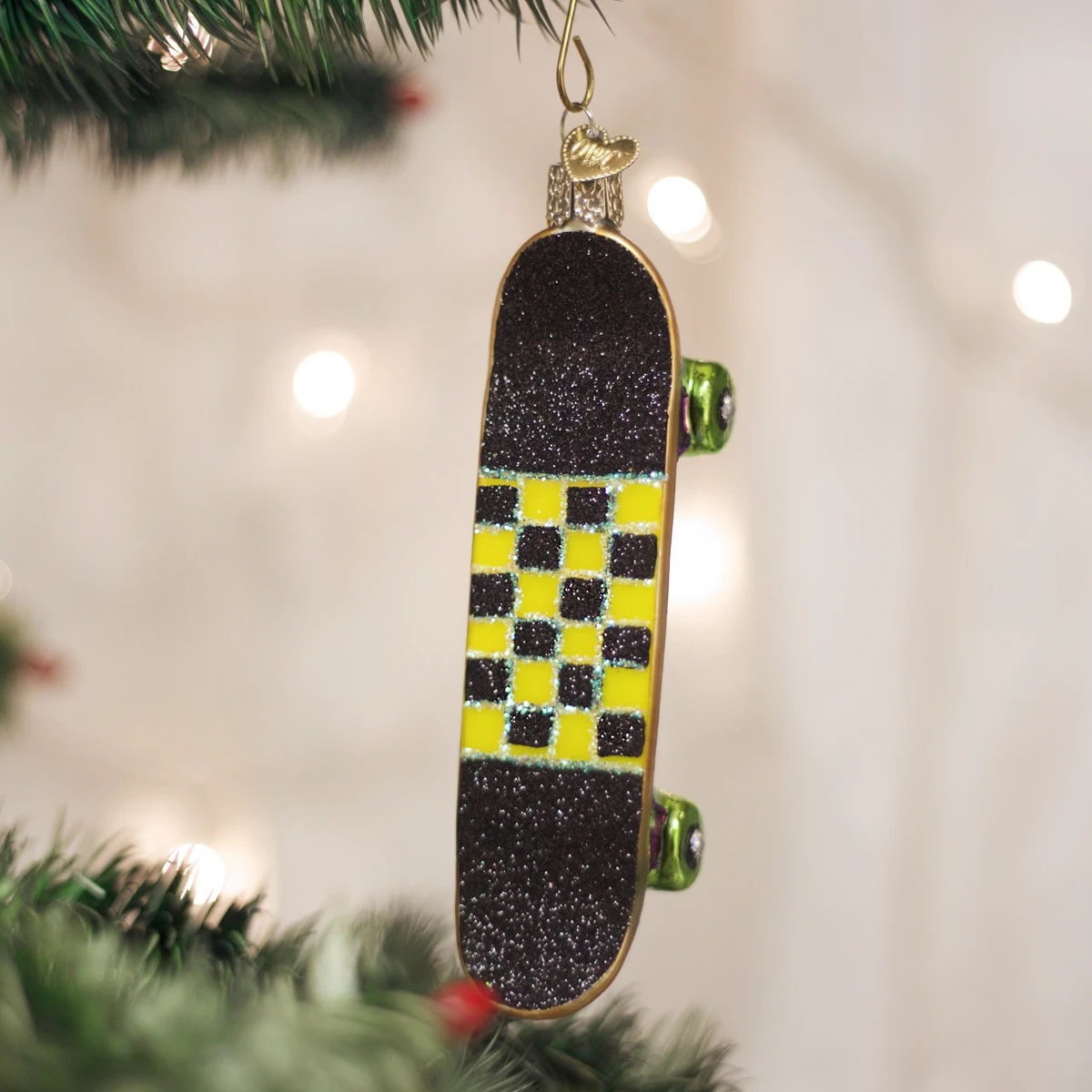 Skateboard Ornament by Old World Christmas