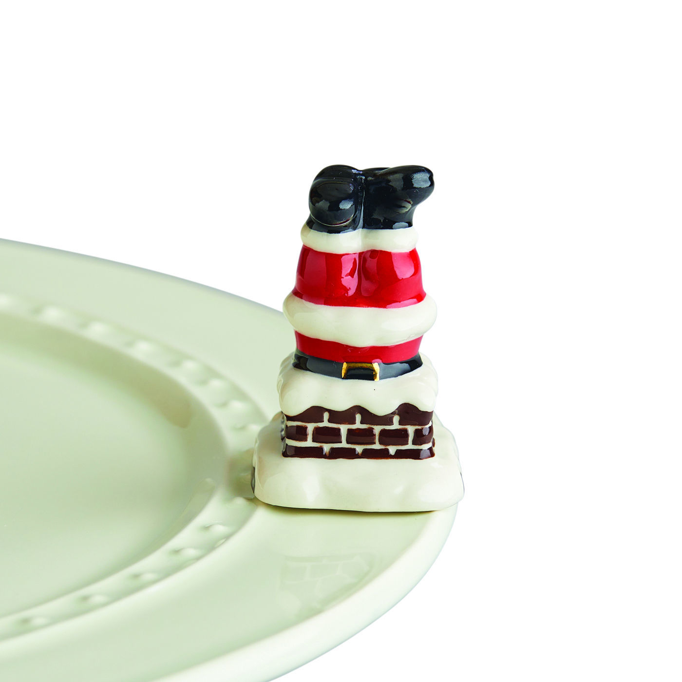 Down the Chimney Mini by Nora Fleming