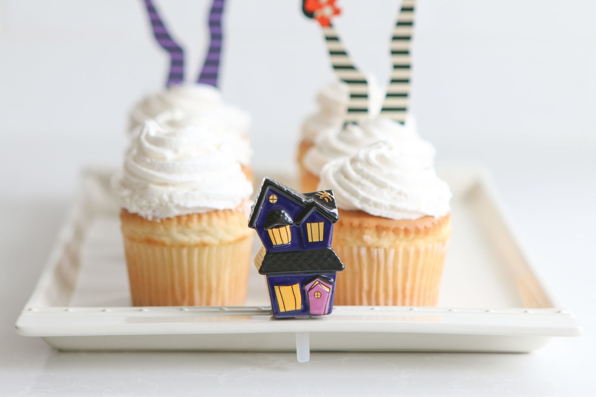 Spooky Spaces (Haunted House) Mini by Nora Fleming