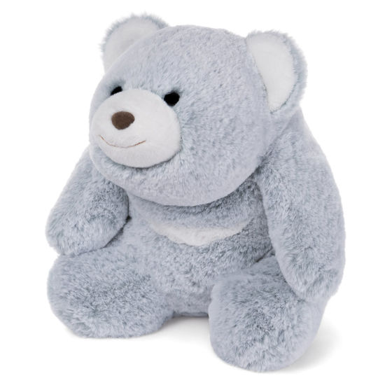 """Snuffles Two-Tone, Ice Blue, 13"""" by Gund"""