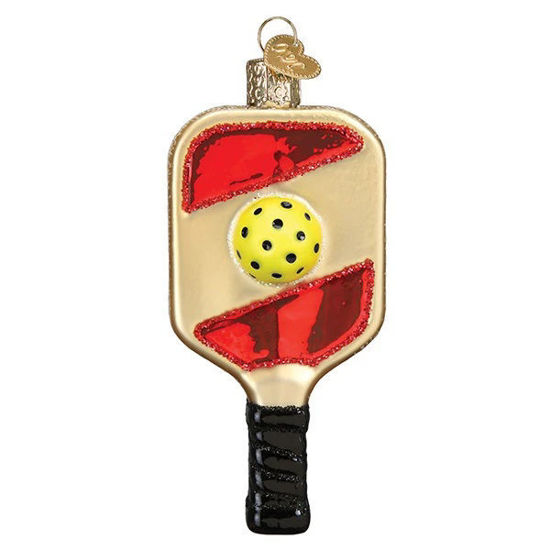 Pickleball Paddle Ornament by Old World Christmas