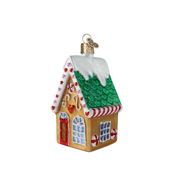 Cookie Cottage Ornament by Old World Christmas