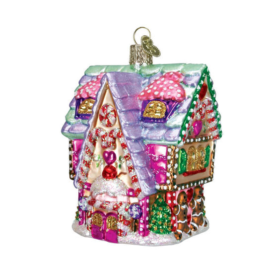 Cupcake Cottage Ornament by Old World Christmas