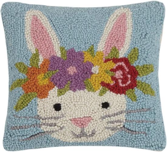 Flower Crown Bunny by Peking Handicraft