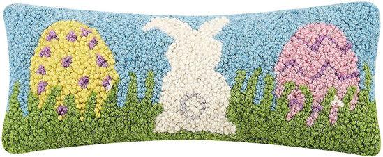 Bunny and Eggs by Peking Handicraft