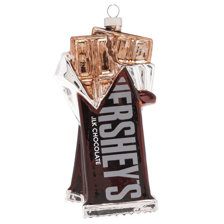 HERSHEY'S Milk Chocolate Bar Ornament by Kat + Annie