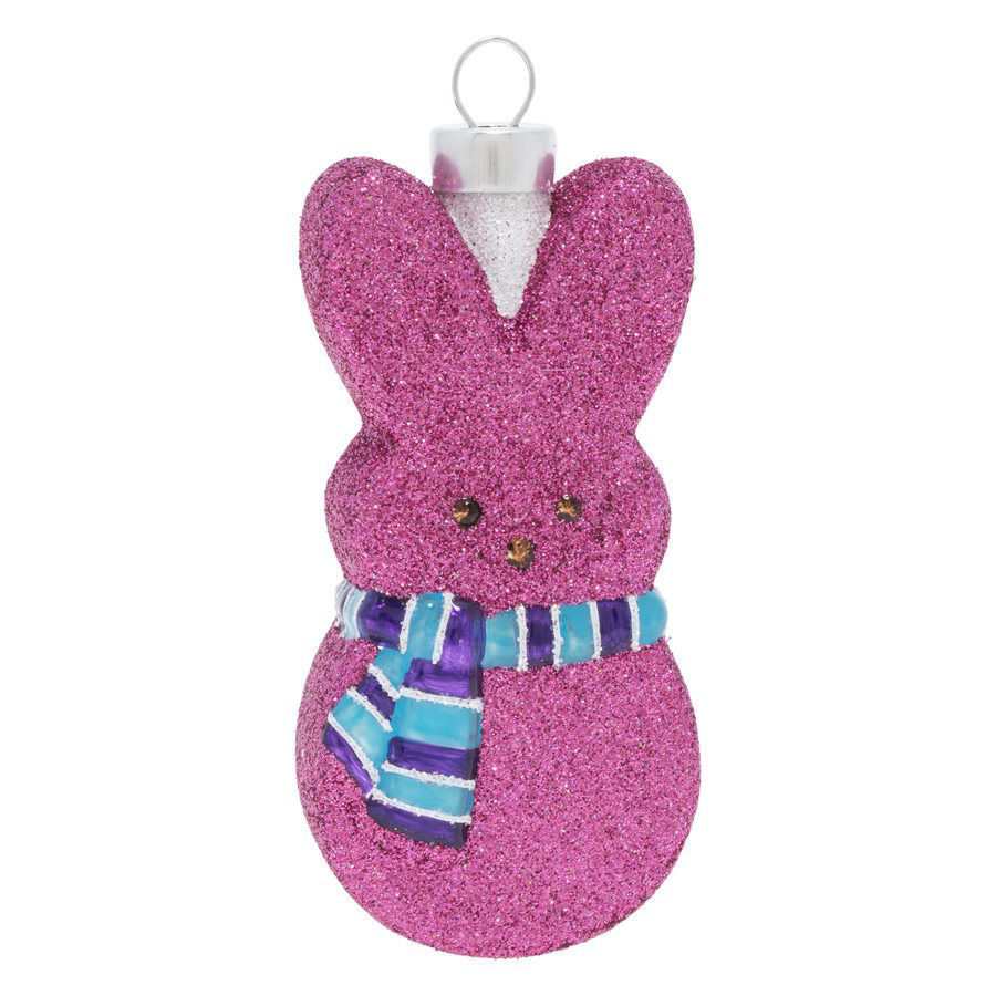 Snow Bunny PEEPS Ornament by Kat + Annie