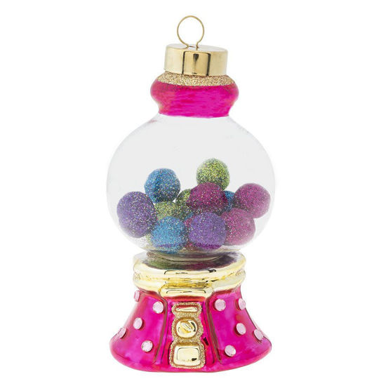 Gumball Machine Ornament by Kat + Annie