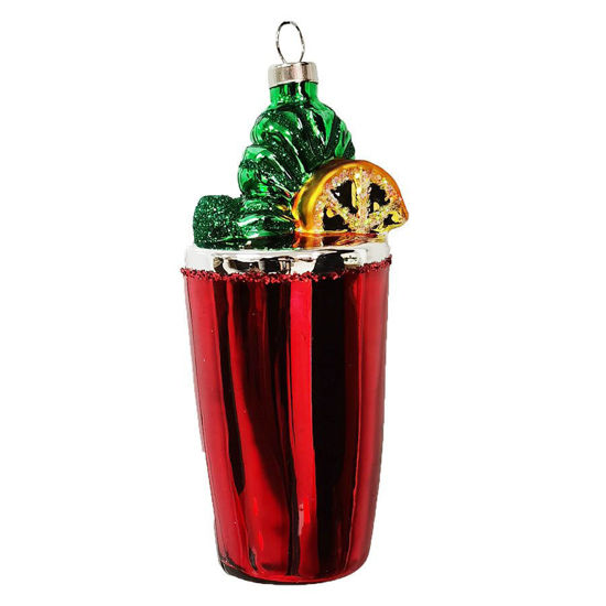 Bloody Mary Drink Ornament by Kat + Annie