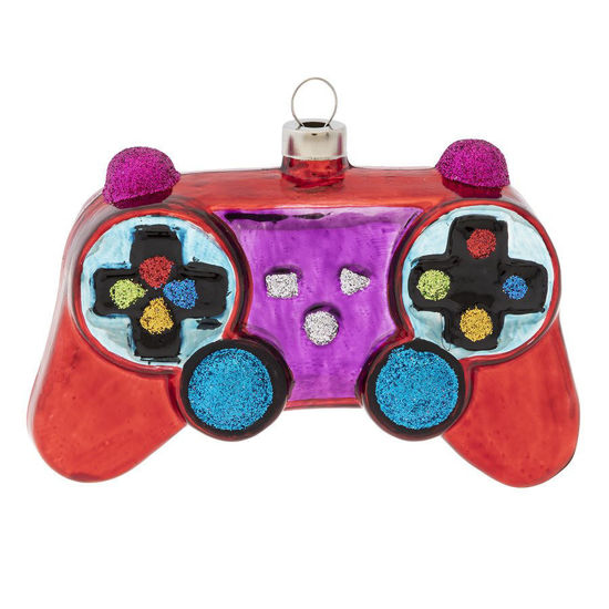 Game Controller Ornament by Kat + Annie