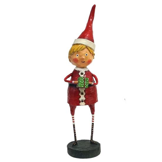 Santa's Little Helper (Boy) by Lori Mitchell