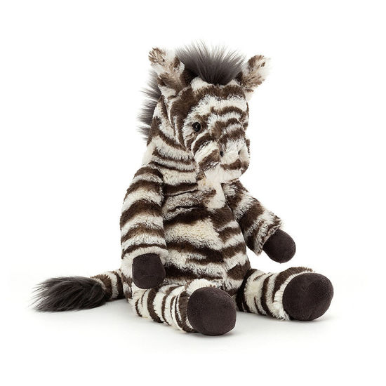 Lallagie Zebra by Jellycat