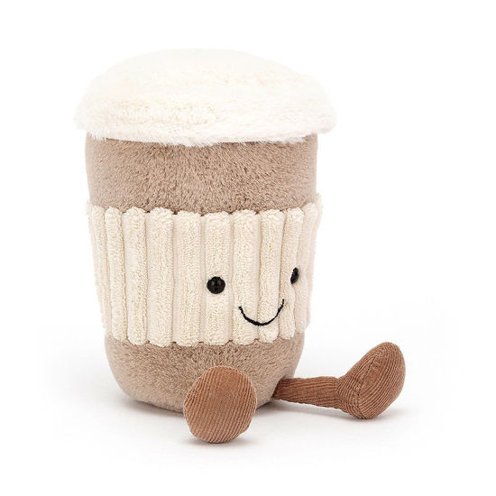 Amuseable Coffee-To-Go by Jellycat