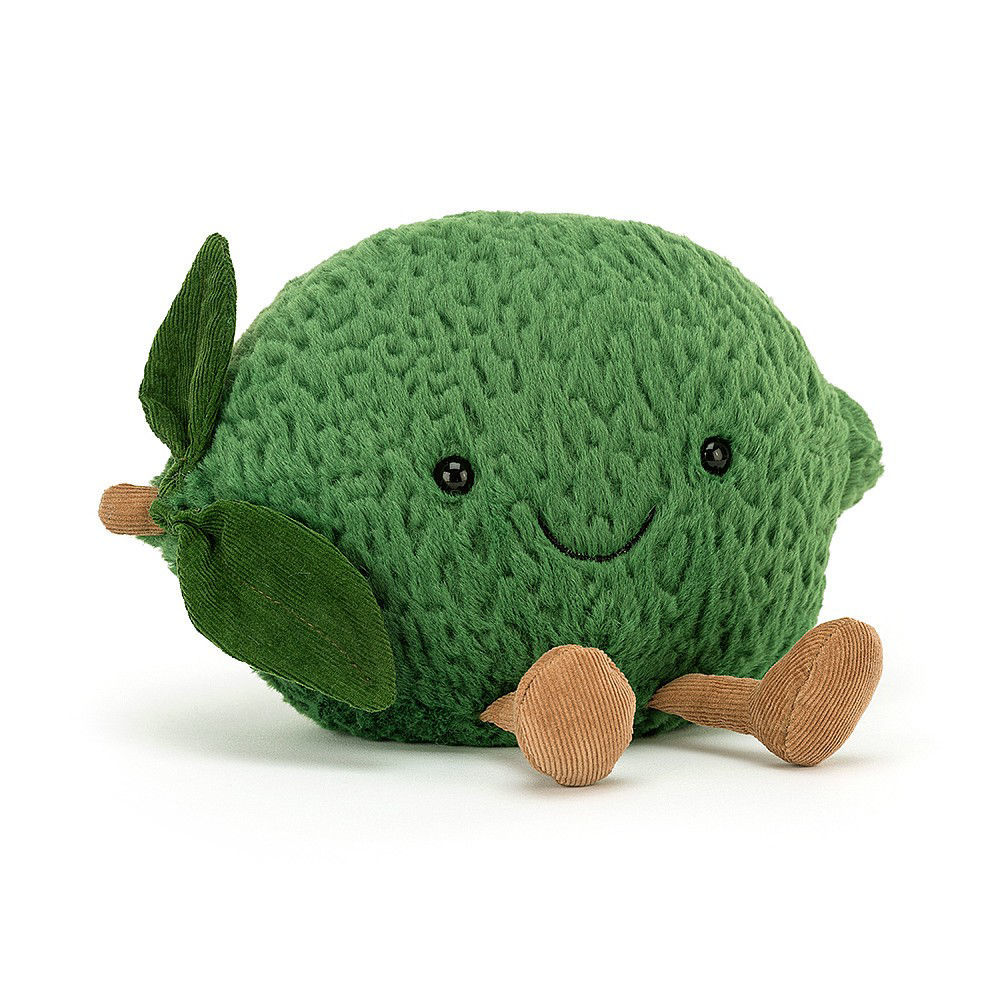 Amuseable Lime by Jellycat