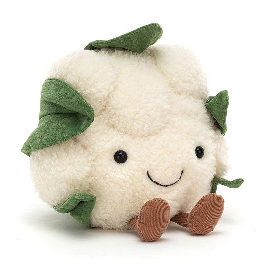 Amuseable Cauliflower by Jellycat