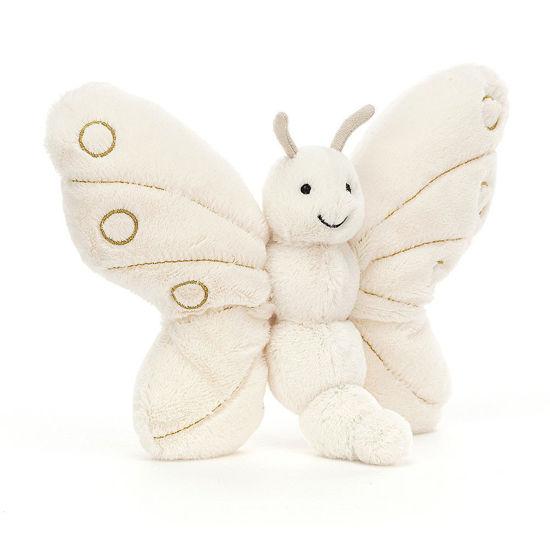 Glistening Winter Buttefly by Jellycat