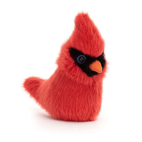 Birdling Cardinal by Jellycat