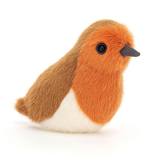 Birdling Robin by Jellycat