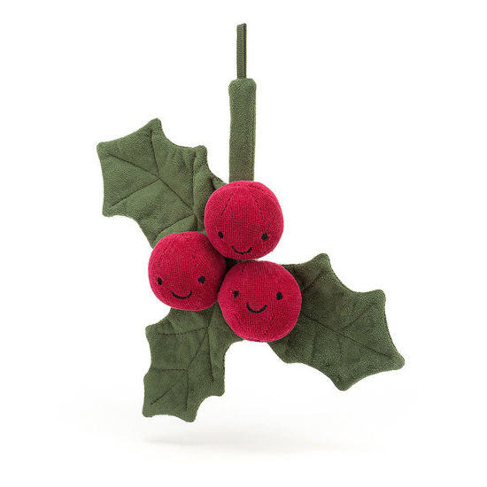 Amuseable Holly by Jellycat