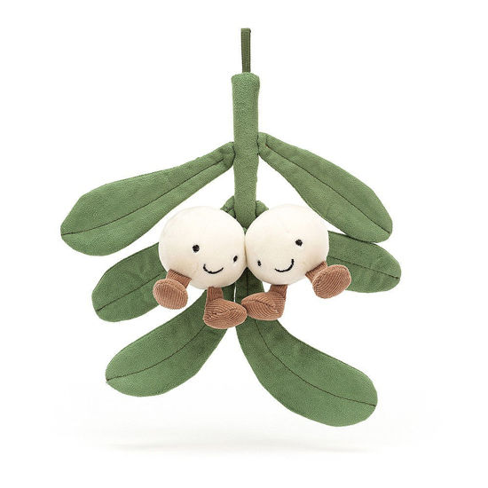 Amuseable Mistletoe by Jellycat