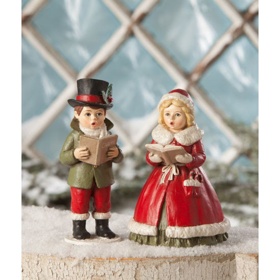 A Christmas Carol Set by Bethany Lowe
