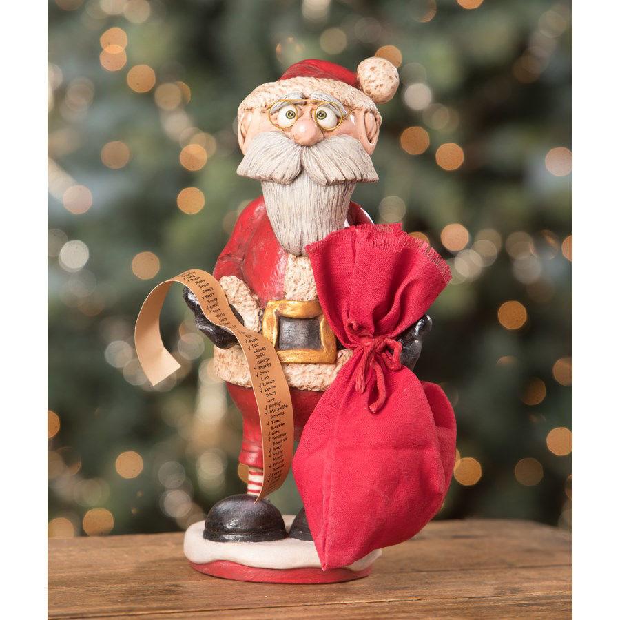 Santa's List by Bethany Lowe
