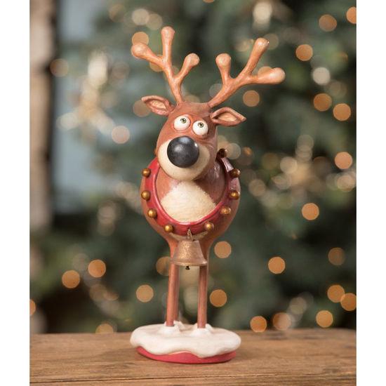 Santa's Reindeer by Bethany Lowe