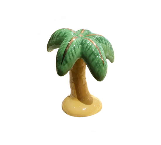 In The Breeze (Palm Tree) Mini by Nora Fleming