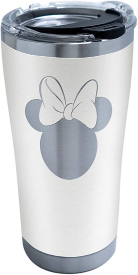 Disney - Minnie Mouse Silhouette White 20oz Stainless by Tervis