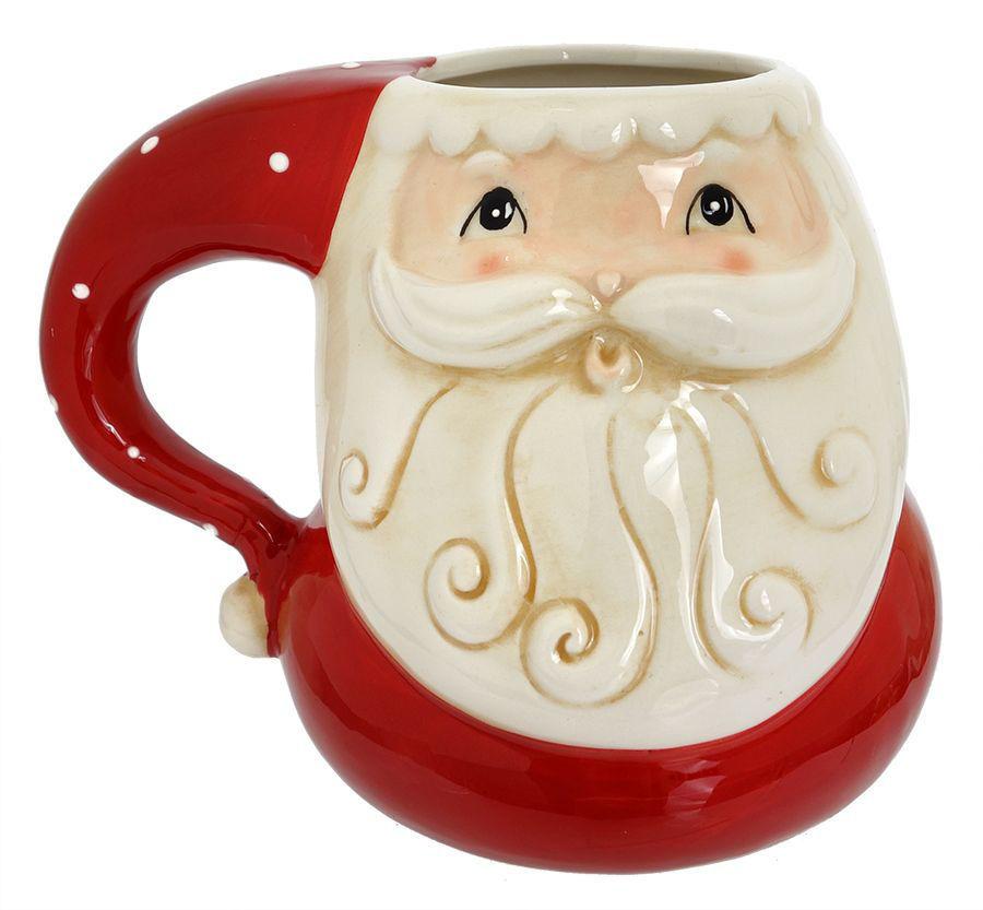 Nostalgic Christmas Mug Set by Transpac