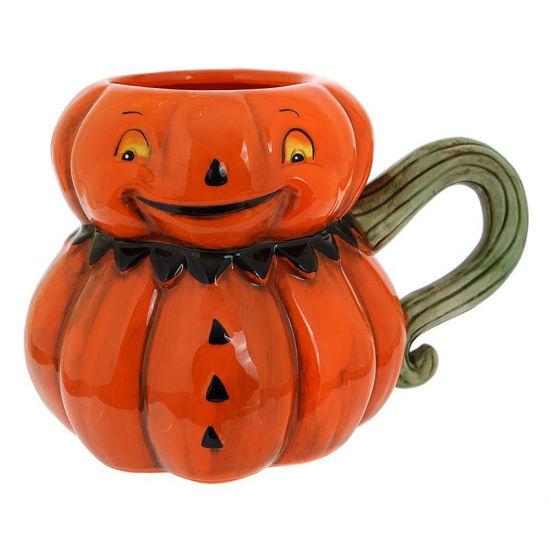 Pumpkin Peep Mug by Transpac